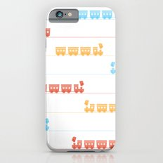 The Essential Patterns of Childhood - Train iPhone 6s Slim Case
