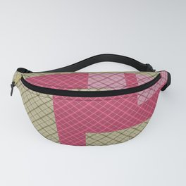 Patchwork 1 Fanny Pack