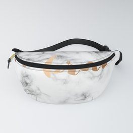 Be Brave Marble 045 Fanny Pack