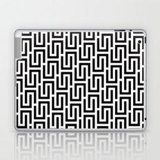 Over Under Pattern #1 Laptop & iPad Skin