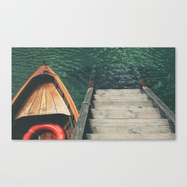 Next Stop: Adventure Canvas Print