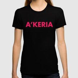A'KERIA C. DAVENPORT T-shirt