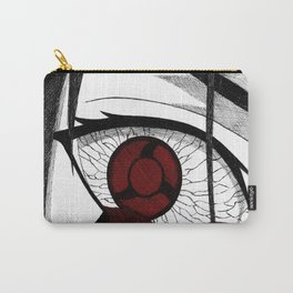 Itachi's mangekyou sharingan Carry-All Pouch