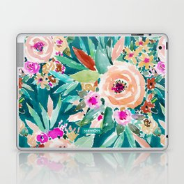 GOOD LIFE Colorful Floral Laptop & iPad Skin