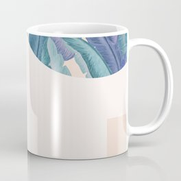 Mid-Century Candy Tropical pt.03 #society6 #tropical Coffee Mug