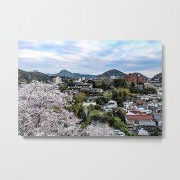 Izunokuni - Nagaoka view 2 Metal Print