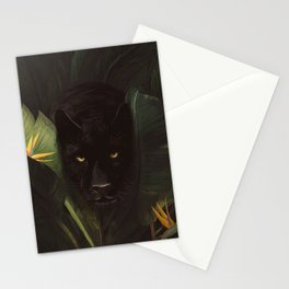 Hello Panther! Stationery Cards