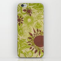 hawaii iPhone & iPod Skins featuring Hawaii  by Aubree Eisenwinter