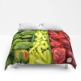 Peppers Comforters