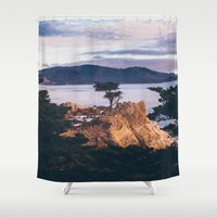 california Shower Curtains featuring California by Bethany Young Photography