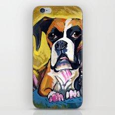 Boxers  iPhone & iPod Skin