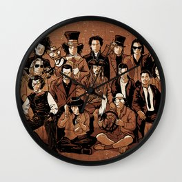 Depp Perception Wall Clock
