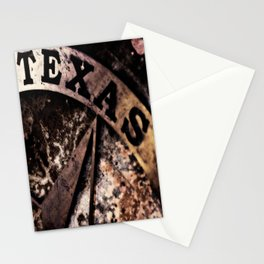 Republic of Texas Stationery Cards