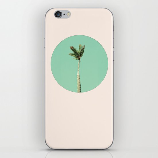 The Palm Life iPhone & iPod Skin
