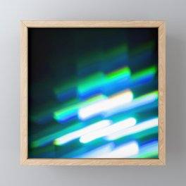 Electric Thoughts Framed Mini Art Print