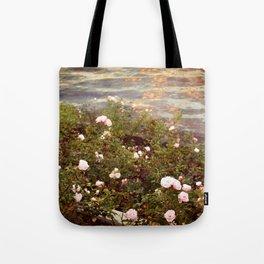 late roses Tote Bag