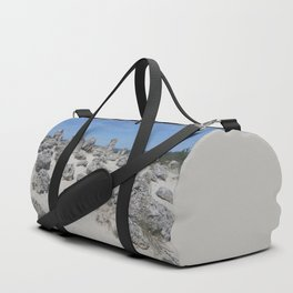 Stone forest Duffle Bag
