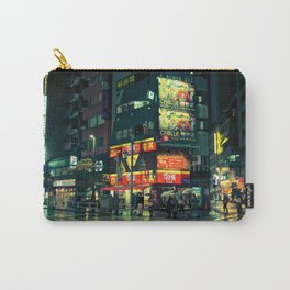 Midnight in Tokyo Carry-All Pouch
