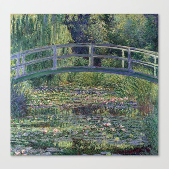 Monet Canvas Print