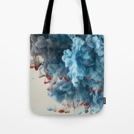 Collision I Tote Bag