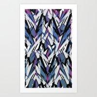 Ripcurl Dazzle Art Print