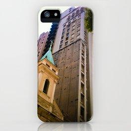 Faith II iPhone Case