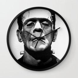 Frankenstein  Wall Clock