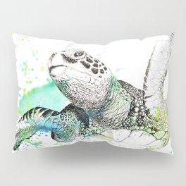 Sea Turtle I Pillow Sham