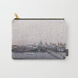 Rainy St. Paul's Carry-All Pouch