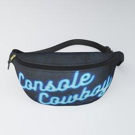 Console Cowboy Fanny Pack