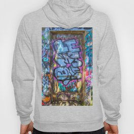 Painted Doorway Hoody
