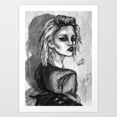 Sky no.2 Art Print
