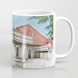Jakarta Textile Museum Coffee Mug