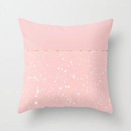 XVI - Rose 3 Throw Pillow