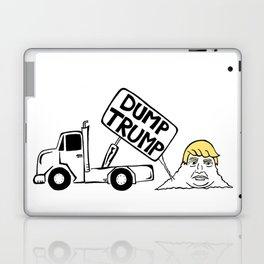 Dump Trump Laptop & iPad Skin