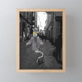 A second Chance from The Sewers Framed Mini Art Print