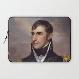 President William Henry Harrison Laptop Sleeve