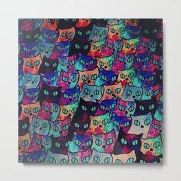 cats 277 Metal Print