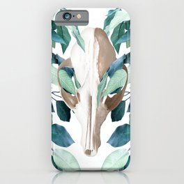Fox into the Greenery iPhone Case
