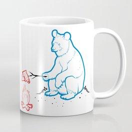 Da Bears - Camping Coffee Mug