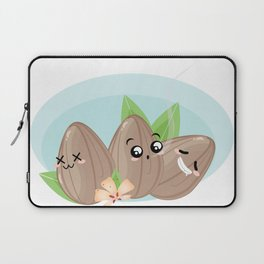 Almond Stash Laptop Sleeve