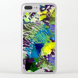Deeps Clear iPhone Case