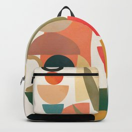 Modern Abstract Art 74 Backpack