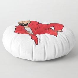 DRAKE dancing Floor Pillow