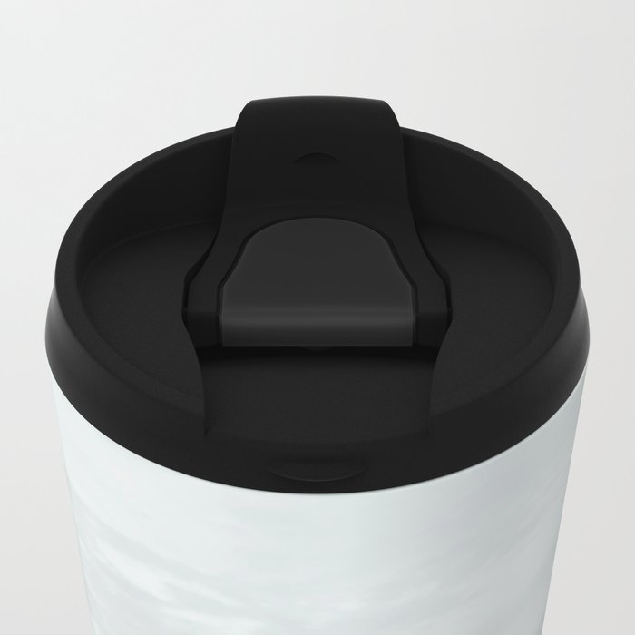 You can not escape from getting older.. Metal Travel Mug