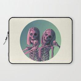 Siamese Twins Laptop Sleeve