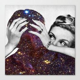 Dependable Relationship Canvas Print