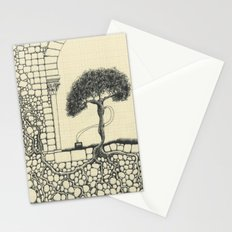 Artificial Tree N.16 Stationery Cards
