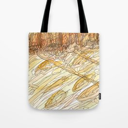 Eno River #32 Tote Bag