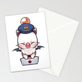 Mailman Moogle Stationery Cards
